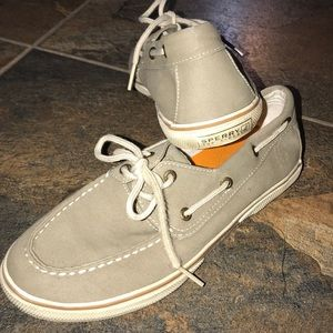 Sperry Topsider boys shoes